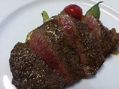 【飛騨牛の旨みを堪能】 飛騨牛ランプ肉ステーキプラン